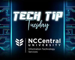 Tech Tip Tuesday Logo
